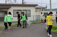 清掃ボランティア1